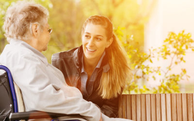 Settling In to Aged Care: The First Week
