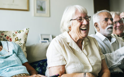 How to positively transition into aged care