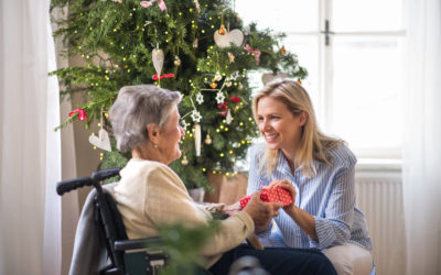 Celebrating Christmas in Aged Care This Year